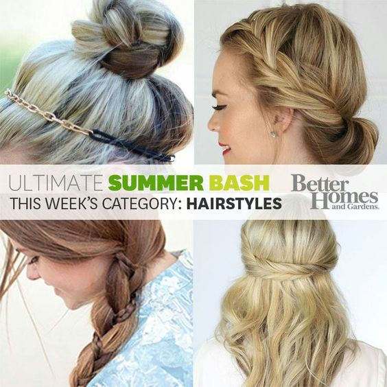 Surprising Lazy Summer Days Easy Hairstyles And Summer Days On Pinterest Short Hairstyles Gunalazisus