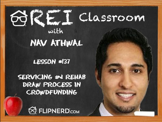 Today, Nav Athwal talks to us about how draws and payments are made through the crowdfunding platform.