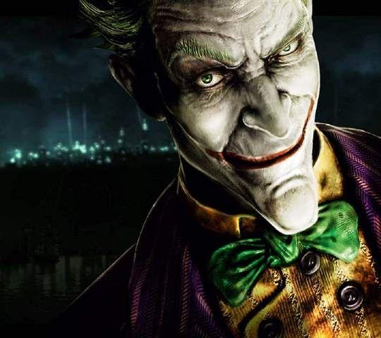 Joker Arkham Asylum | Gaming / Wallpapers / Comics ...