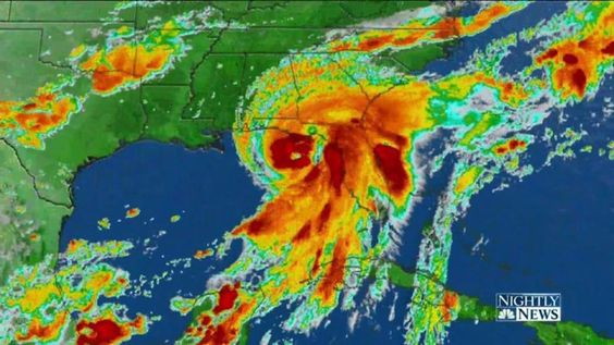 'Brutal night': Hurricane Hermine looms just off Florida coast