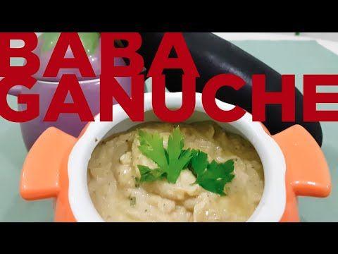 Babaganuche - Pastinha de Beringela - YouTube