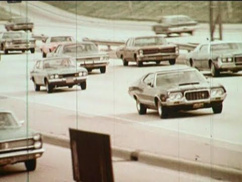 70 S Ford Car Assembly Line Plant L T D Detroit Ford Motor Car Assembly Line
