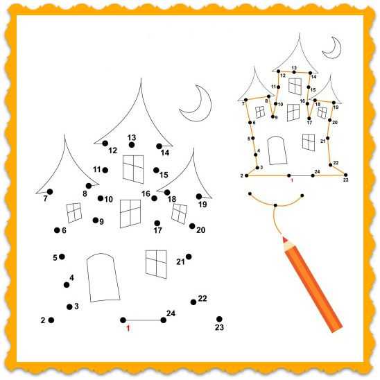 Number Names Worksheets free printable halloween worksheets for – Halloween Worksheets for Preschool