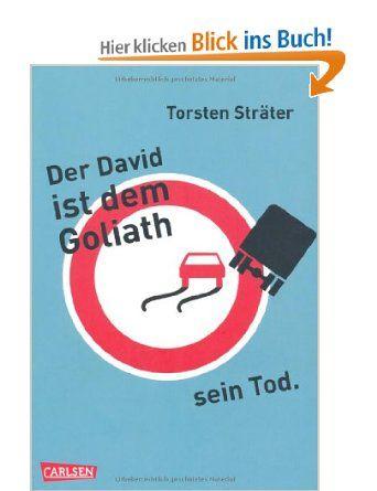Der David ist dem Goliath sein Tod: Amazon.de: Torsten Sträter: Bücher