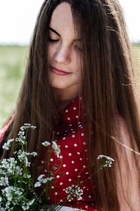 flower field by Irina Mishina on 500px