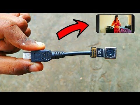 How To Make Spy Cctv Camera At Home With Old Mobile Camera Youtube In 2020 Spy Camera Mobile Camera Electronics Mini Projects