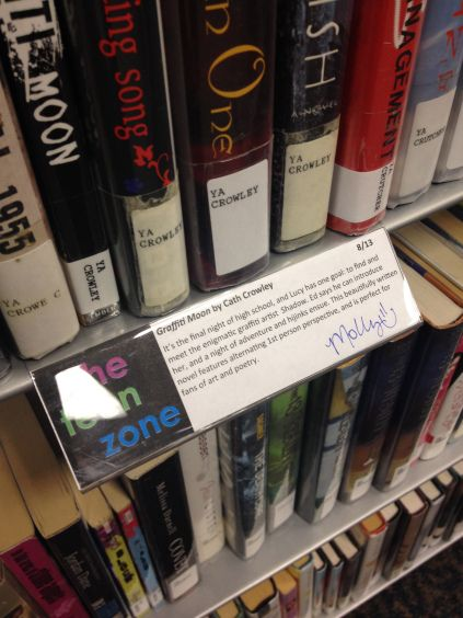 Librarian Recommendations