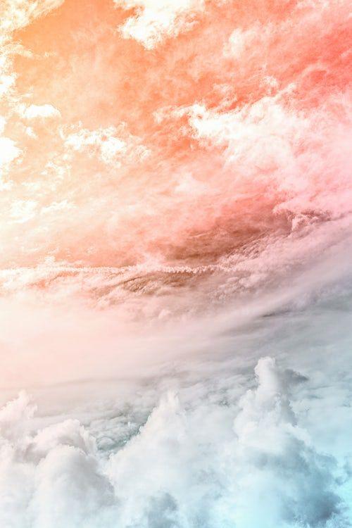 Beautiful Free Images Pictures Unsplash Orange Wallpaper Clouds Wallpaper Iphone Pink Clouds Wallpaper