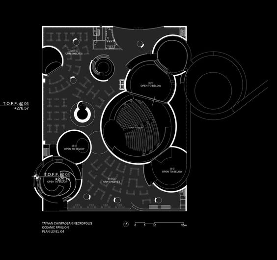 Galería - Steven Holl obtiene aprobación para la Necrópolis ChinPaoSan en Taiwán - 14