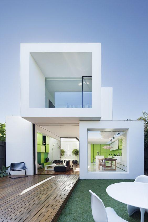 Shakin Stevens House by Matt Gibson Architecture + Design - Melbourne, Australia