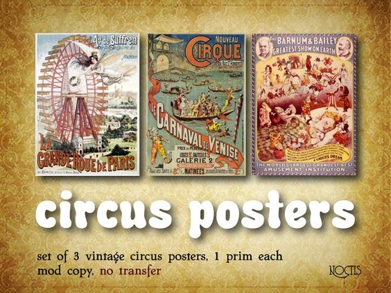 https://marketplace.secondlife.com/p/Circus-POsters-Set-of-3-BOXED/1378375