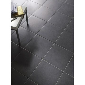 Carrelage gr s c rame gris smoke sols pinterest ps for Carrelage gres cerame gris