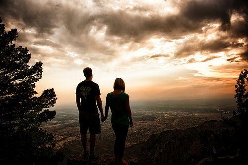 sunset at Sandia Mountains http://www.vinsonimages.com/