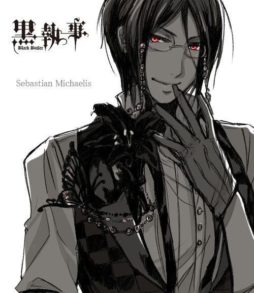 Sebastian Michaelis from Black Butler