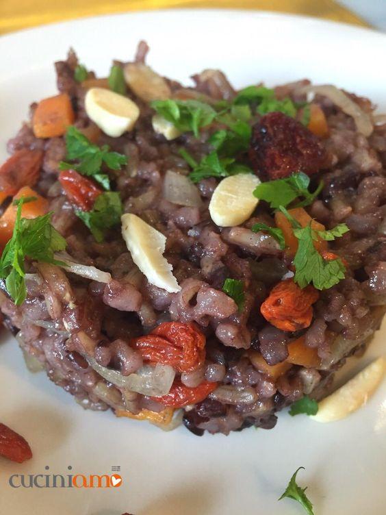 Il riso della festa - Holiday's rice - #recipe #ricetta #food #foodie #HappyNewYear