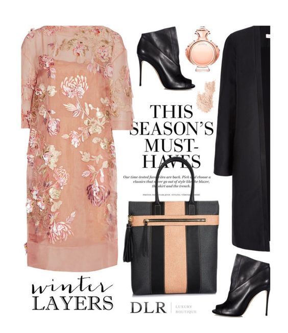 """""""Must have: DLR 9/1"""" by merima-kopic ❤ liked on Polyvore featuring H&M, Casadei, Borbonese, Biyan, Paco Rabanne, women's clothing, women's fashion, women, female and woman"""