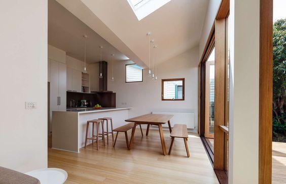 Maison avec extension esprit loft Extensions