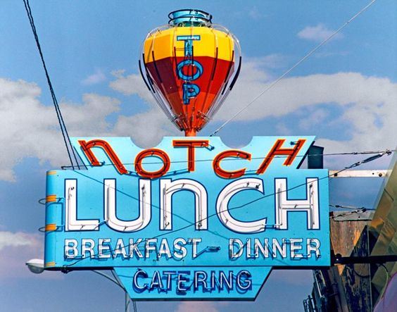 Photograph of Top Notch Lunch, Great Falls, Montana