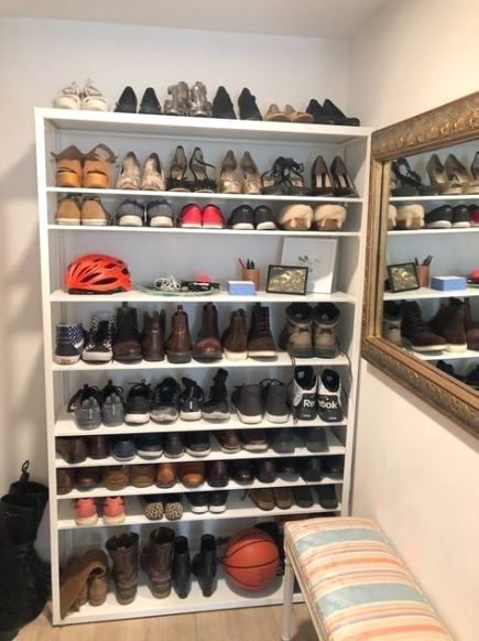 Ikea Shoe Storage Closet, Garage Shoe Organization Ideas
