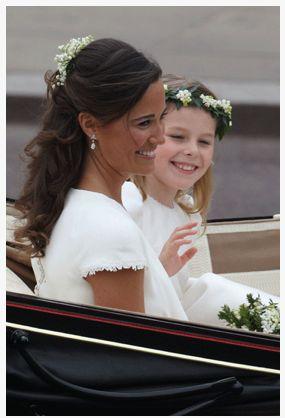 Royal Wedding - Pippa Middleton