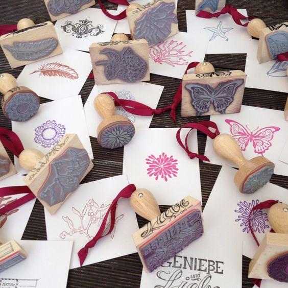 Stempel von www.mellimel.de #Stempel #Stamp