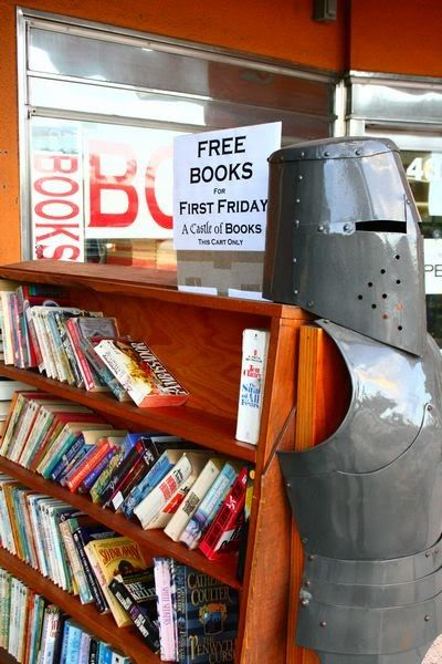 http://ift.tt/1iIl9vz It's First Friday! Stop by and get some FREE Books! [November 06 2015 at 01:52PM]  It's First Friday today don't forget to stop by and pick up all the FREE Books you want from our cart & table outside.  All Day Long. 9:30 am to 10:00 pm First Friday hours.You can also shop inside among our over 40000 unique items - books comics toys movies music & more.   http://ift.tt/LPOyAG BUY  TRADE  SELL - Books Comics Toys Movies Magazines & Ephemera. #UsedBooks #LongBeach…