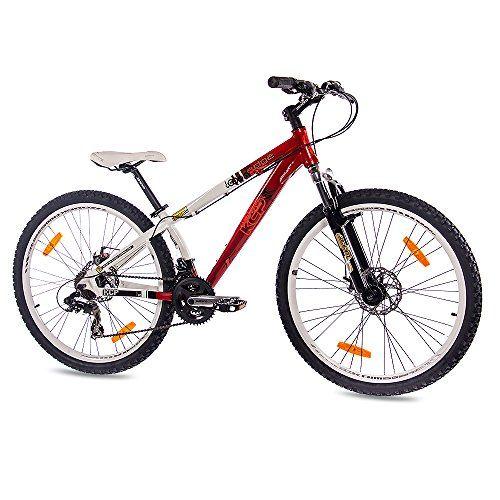 26 Dirtbike Mountainbike Fahrrad Kcp Edge Alu Mit 21 G