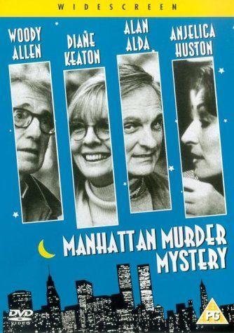 Manhattan Murder Mystery. Woody Allen, 1993