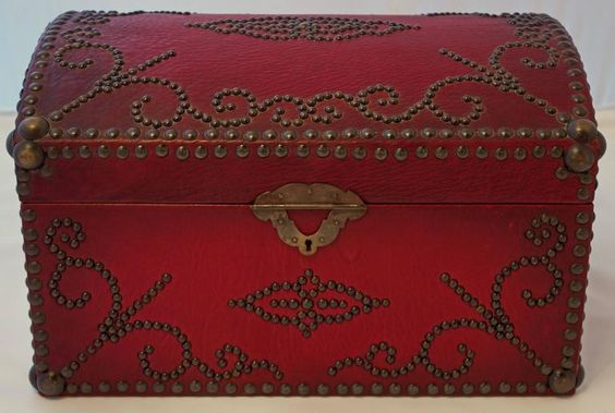 """Leather Travel Games Case"" for Cigars, Drinks and Games by Baccarat 3"