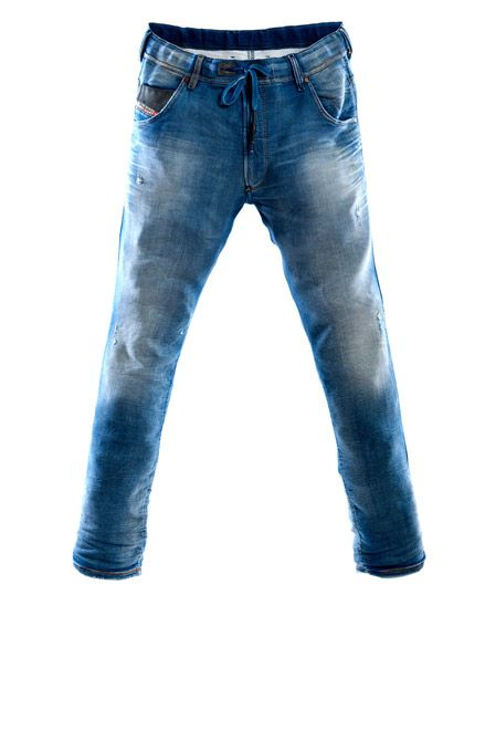 I gotta try these Jogg Jeans. A combo between sweat pants and denim. That sounds perfect to me.