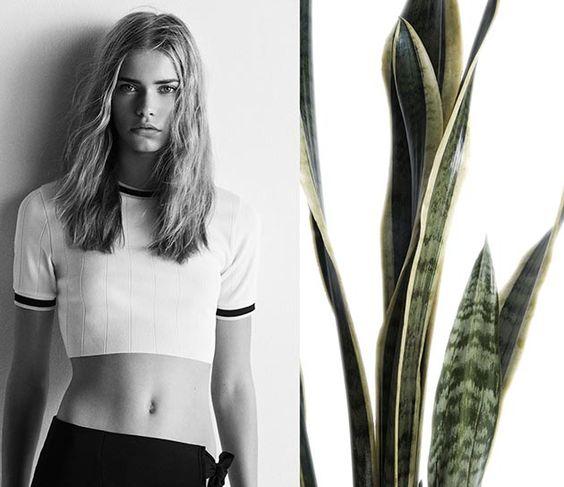 Zara Spring/Summer 2014 Campaign  #fashion