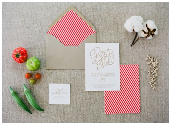 A Fabulous Picnic Wedding Theme