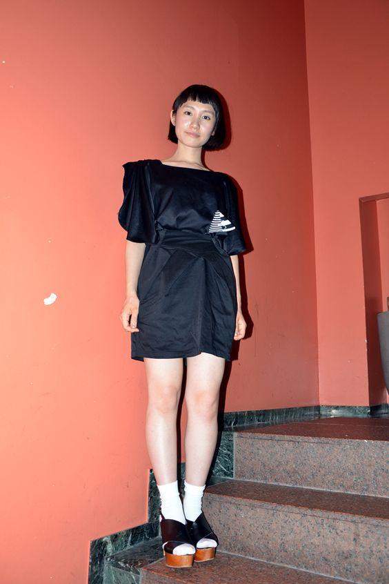 Sayuri Sakairi   beautician