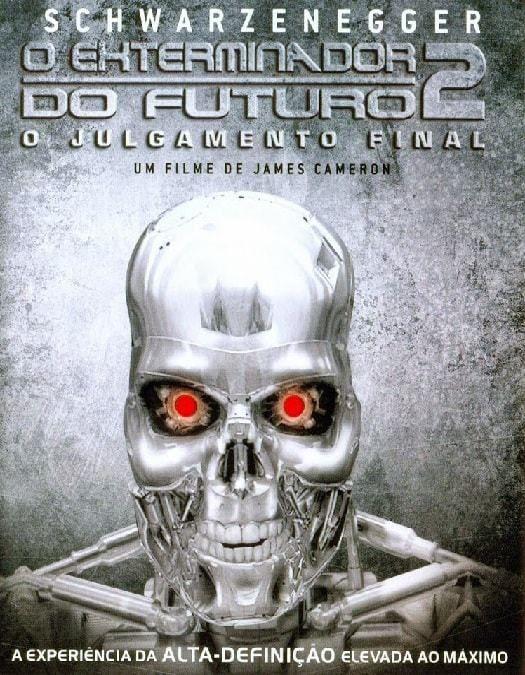 O Exterminador Do Futuro 2 Versao Skynet Edicao Dublado 1991 Exterminador Do Futuro Filmes De Ficcao Cientifica Capas De Filmes