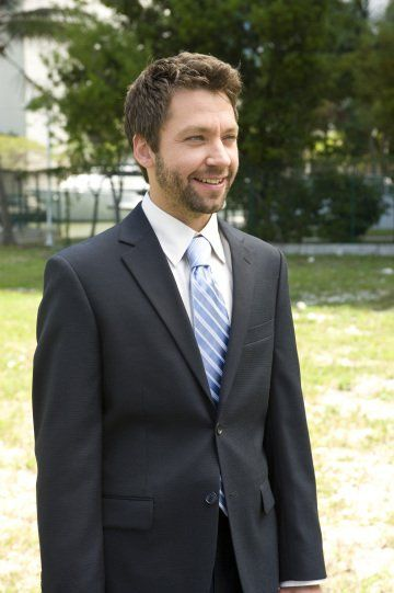 the REAL Michael Weston in Burn Notice