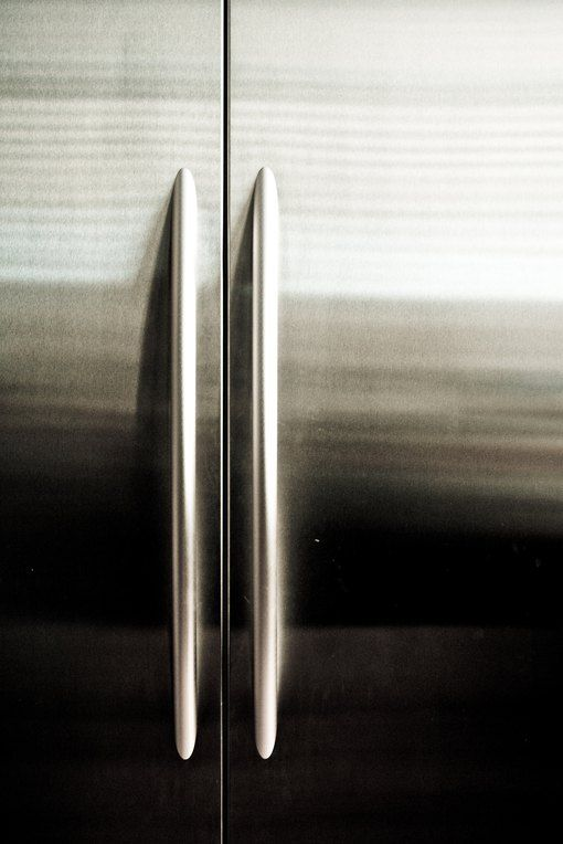 How To Repair Scratches On A Stainless Lg Refrigerator Hunker Cleaning Stainless Steel Appliances Stainless Steel Stove Stainless Steel Cleaning