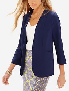 Open Front Jacket & skirt