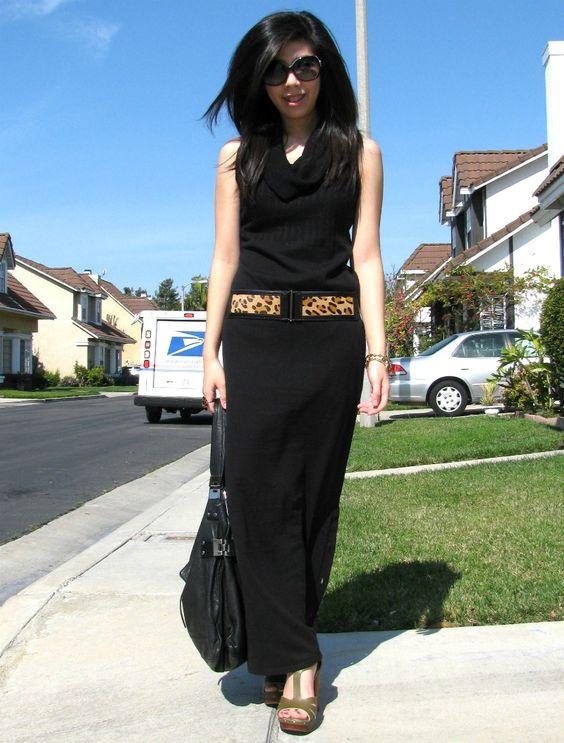 Adrienne Nguyen :: Ma Dernière Addiction...: The Innocent Slit - // Kooba Bag // Chanel Sunglasses // Seychelles Heels // Betsey Johnson Bracelet //