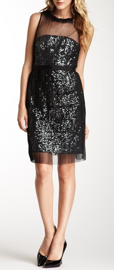 Sequin Dress / Phoebe Couture