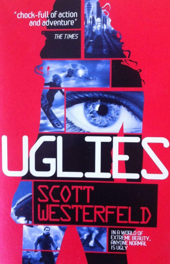 Scott Westerfeld's book Uglies.