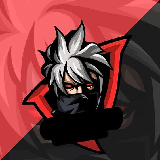 Logo Squad FF Keren Polos Ninja