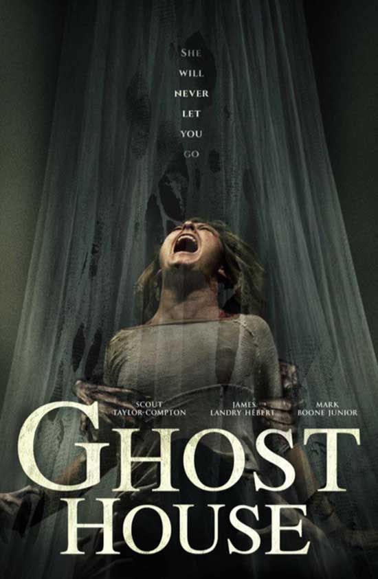 Ghost House Available On Vod 28th May Ghost House Creepy Movies