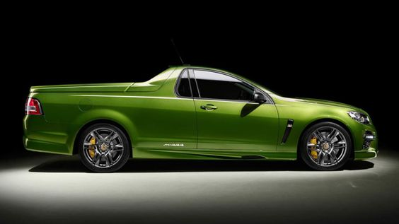HSV rolls out new 577-hp GTS Maloo ute [w/video] - Autoblog