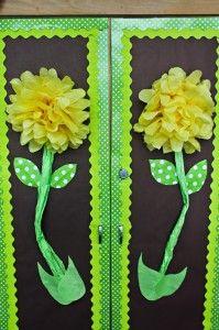 Love www.schoolgirlstyle.com's ideas. Here is a tutorial on tissue-paper flowers!