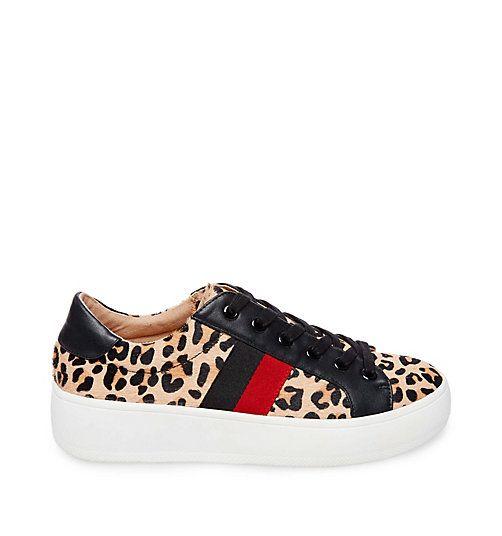 BELLE - Steve Madden #leopard #sneaker