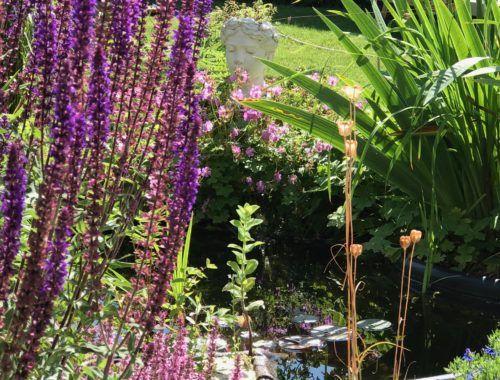 Hochbeetgluck Wie Wir Unsere Hochbeete Gebaut Haben Frau Pratolina In 2020 Topinambur Pflanzen Offene Garten Garten