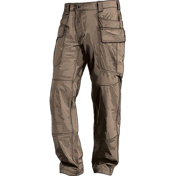 Men's Black Hills Cargo Pants