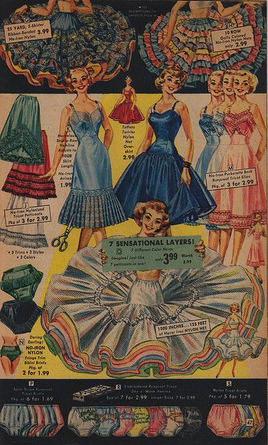 1959 Florida Fashions catalog