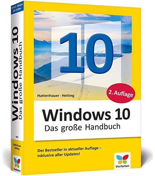 Windows 10 Tipps Und Tricks In Bildern Komplett In Farbe Amazon De Jorg Hahnle Bucher In 2020 Bucher Spracherkennung Mareile