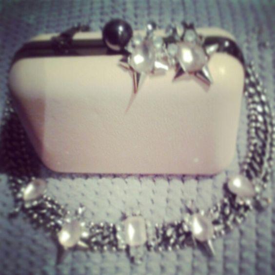 #topshop#bag#neckpeice#earrings#mywardrobe#love